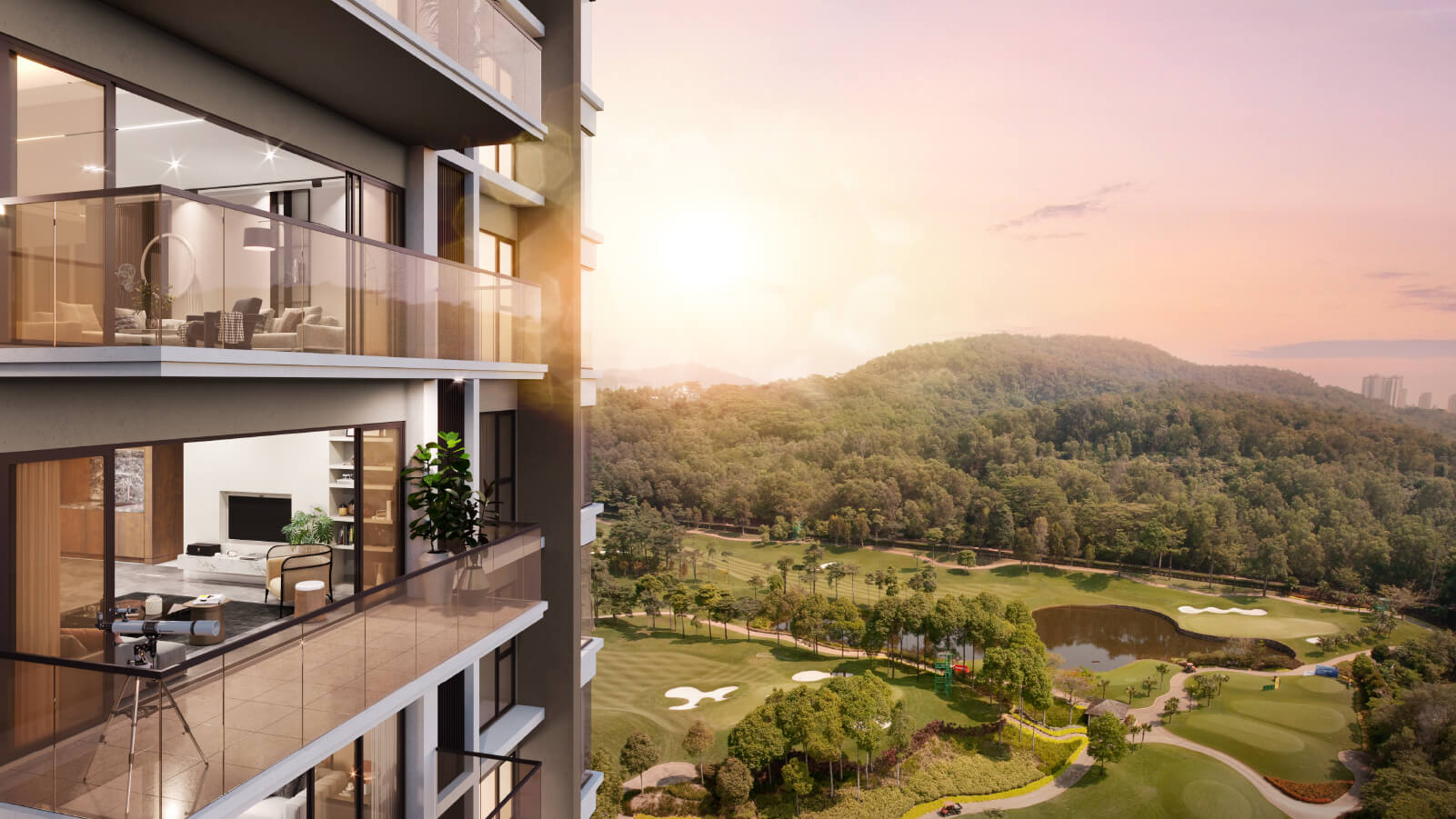 Living at KLGCC | A Sime Darby Property